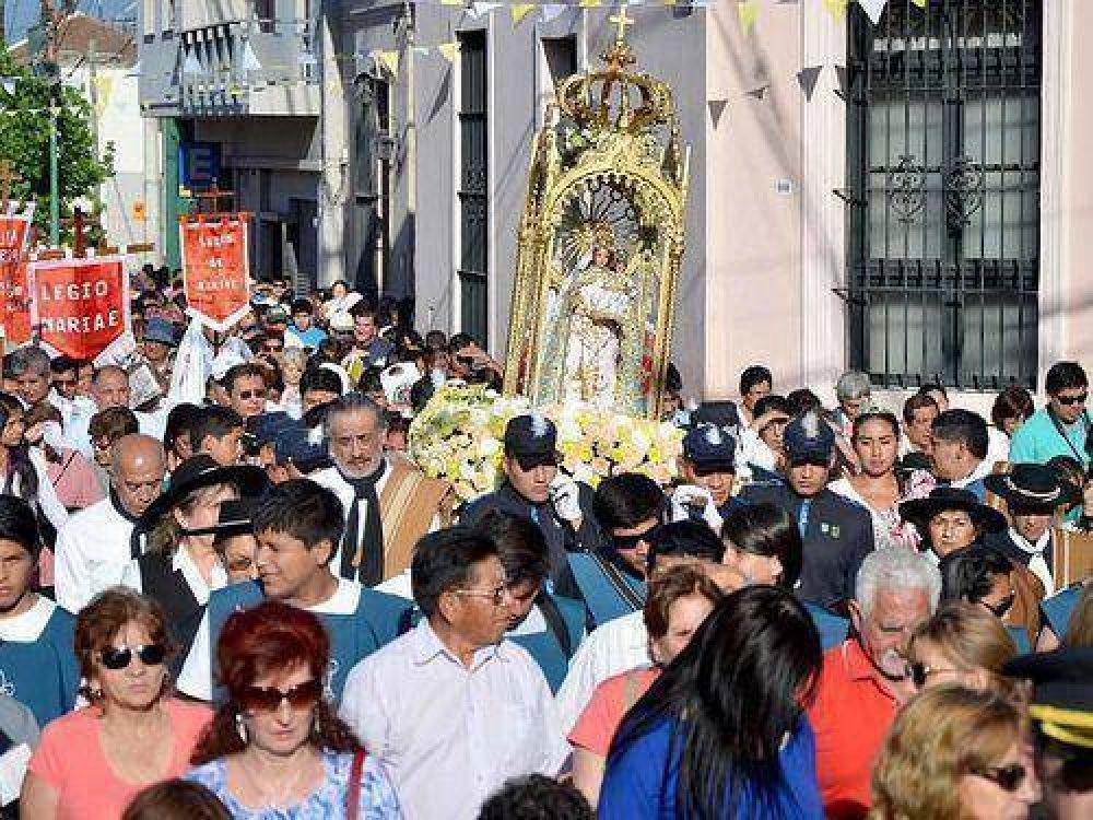 Jujuy honró a la Virgen de Río Blanco y Paypaya