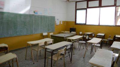 Mañana realizarán un nuevo paro en distintas escuelas públicas y en el hospital Penna