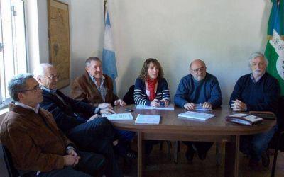 Intendentes se reunieron por el Plan Estratégico Productivo Participativo