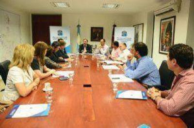 Isa presentó un plan para generar un municipio más moderno, eficiente y seguro