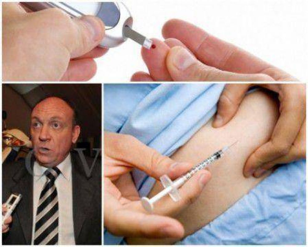 La Provincia garantiza la provisión gratuita de insulina