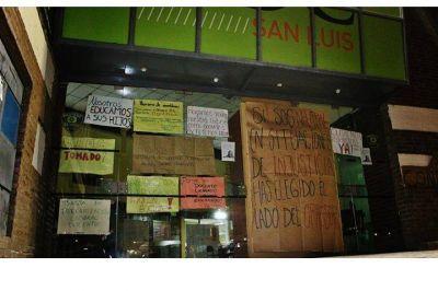 Numerosos sectores acompañarán la manifestación de alumnos y docentes del IFDC