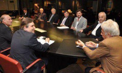 El gobernador escuchó a los empresarios del G-6