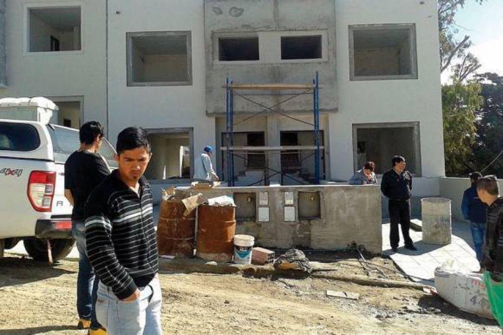 Intervención de UOCRA y Subsecretaría de Trabajo por pésimas condiciones laborales