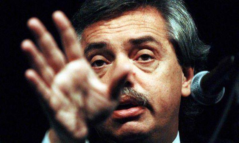 Alberto Fern�ndez elogi� la conformaci�n del nuevo gabinete