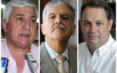 Intendentes radicales de municipios inundados criticaron a De Vido