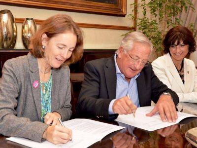 Jujuy y Unicef ratifican acciones en conjunto