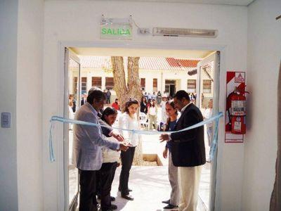 Inauguran residencias para madres en hospitales p�blicos