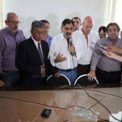 """Tras los graves hechos en la Municipalidad de Jujuy: el Intendente Jorge sostuvo que a estas modalidades del SEOM """"no las podemos tolerar más"""""""