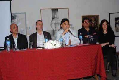 El Intendente Gutiérrez se mostró junto al Defensor del Pueblo