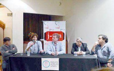 Mart�n Lousteau disert� sobre econom�a en un encuentro del Partido GEN Avellaneda