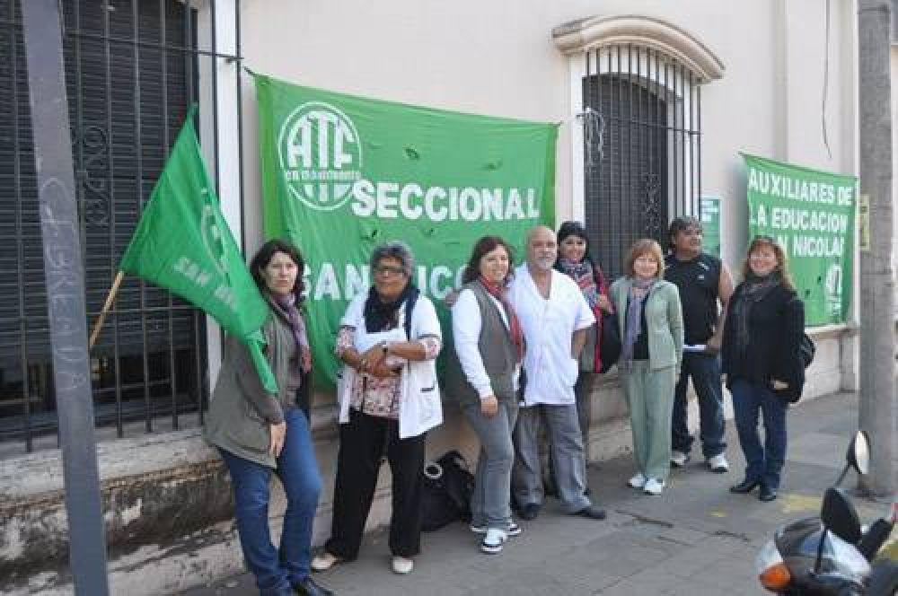 Con demandas a la Provincia, hoy van al paro Cicop y ATE: en la ciudad, la medida se sentirá en el hospital y el Registro Civil
