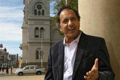 Scioli busca subir 30% el impuesto inmobiliario