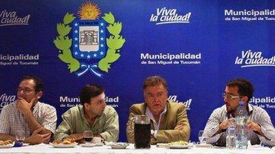 Amaya 2015: fuerte apoyo del sciolismo tucumano
