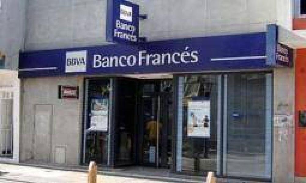 Bancos vuelven con medidas de fuerza jueves y viernes