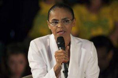 Elecciones en Brasil: el partido de Marina Silva apoyará a Aécio Neves en el ballottage
