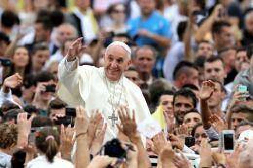 El Papa Francisco, entre los favoritos a ganar el Nobel de la Paz