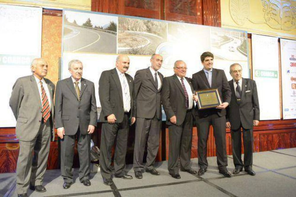 El puente Monseñor Miranda fue distinguido entre las mejores obras viales del país