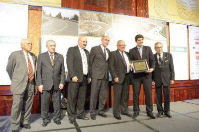 El puente Monse�or Miranda fue distinguido entre las mejores obras viales del pa�s