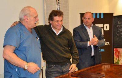 Convenio de Deporte Mar del Plata y el Inareps para preparar sus pacientes en actividades deportivas