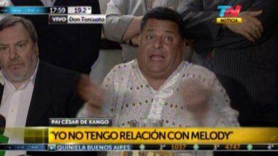 Caso Melina: el Pai César tuvo tiempo de dar una conferencia de prensa antes de su detención