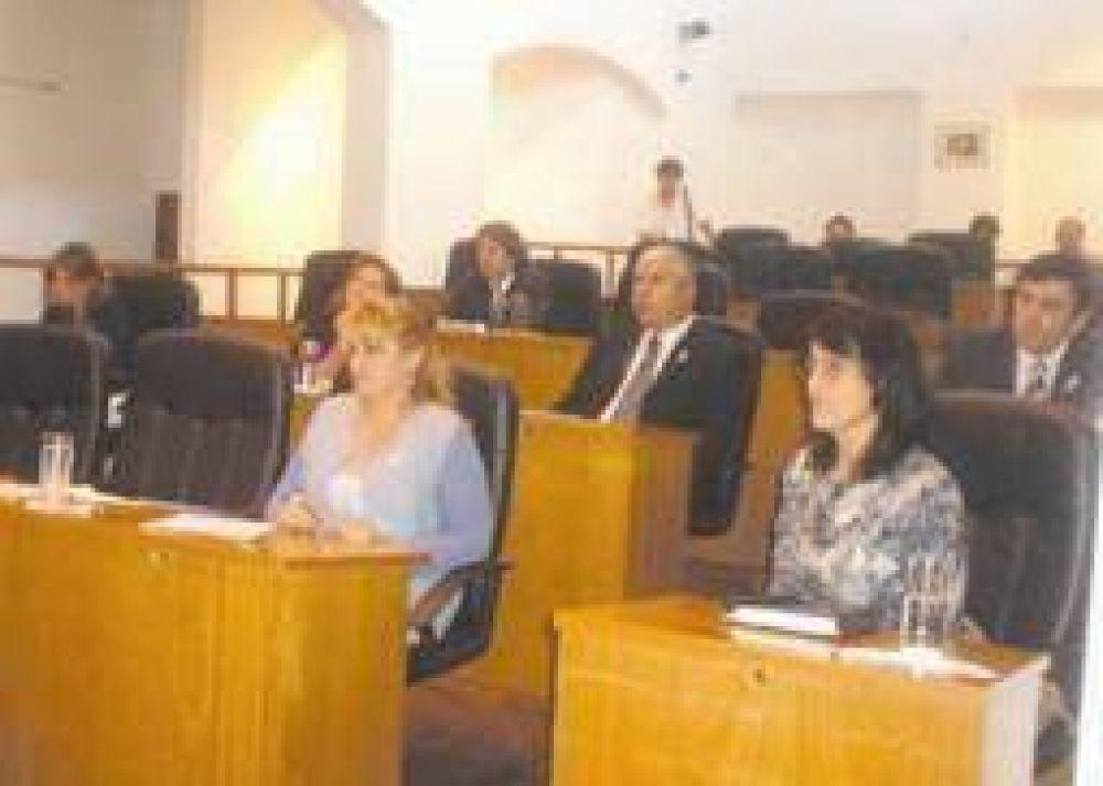 Parece agrietarse la relación Beder-Quintela en el Concejo Deliberante