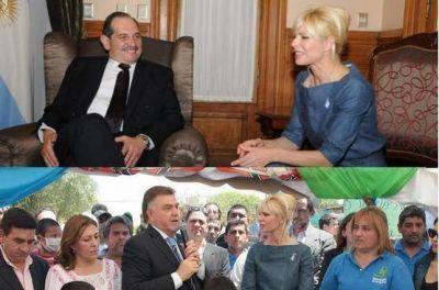 Coqueteo político del sciolismo con Alperovich y Amaya