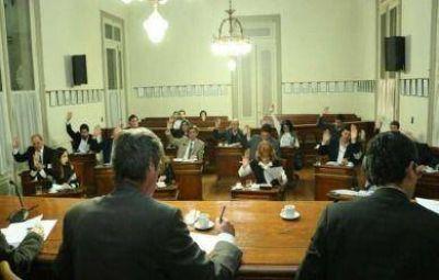 Tras modificar sustanciamente el proyecto, el Concejo aprob� la Sapem por unanimidad