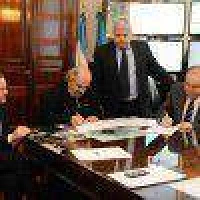 Vidal solicitó a la Provincia los Comandos de Patrulla Comunitaria