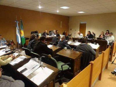 El Concejo sesionó anoche durante 3 horas