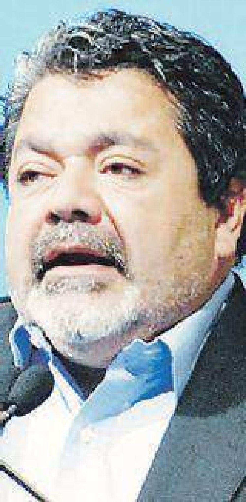"""Gerardo Martínez: """"En abril o mayo habrá una sola CGT"""""""