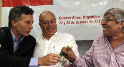 """El """"Momo"""" Venegas apuesta a Macri y le acerca candidatos en el conurbano"""