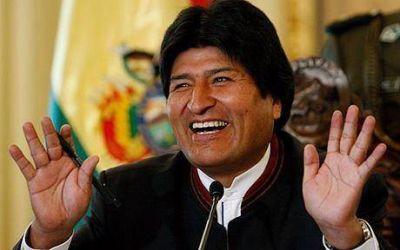 Visitar� Salta el presidente de Bolivia Evo Morales