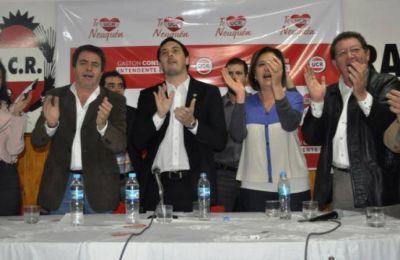 Contardi lanzó la precandidatura a intendente