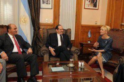 ¿Rabolini sella alianzas en Tucumán?