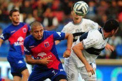 Tigre le ganó a Gimnasia y sigue de racha de la mano de Alfaro