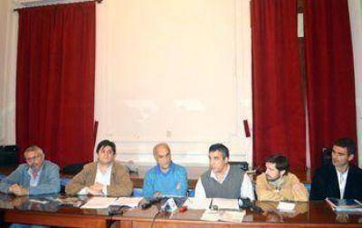 Concejales del FpV denunciaron al secretario de Obras Públicas