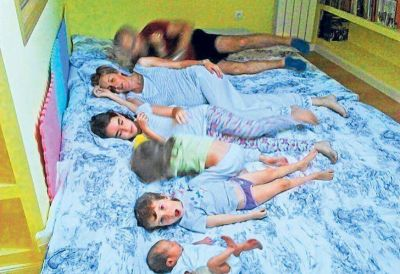 Venden camas para que los padres duerman con sus hijos