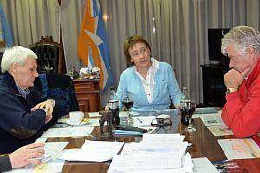 Caló expresó preocupación por despidos en Tierra del Fuego