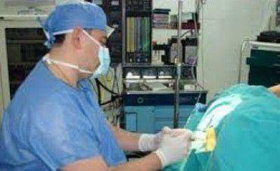 Emergencia sanitaria por falta de anestesistas