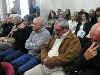 Prisión perpetua para los nueve represores que integraron la patota de Feced
