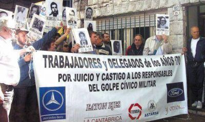 Denuncian demoras en las causas de complicidad civil con la dictadura