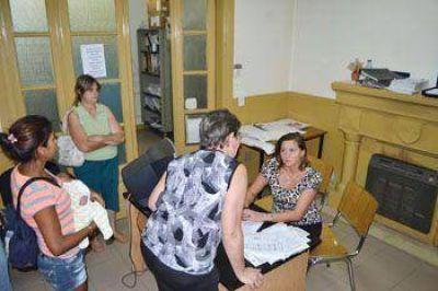 Las falencias edilicias y de atención en el Registro Civil motivan el justo reclamo de los vecinos