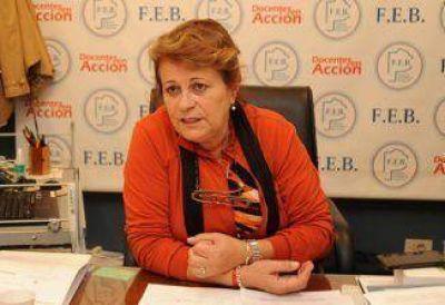 El Frente Gremial Bonaerense marchará y reclamará aumento en el presupuesto educativo