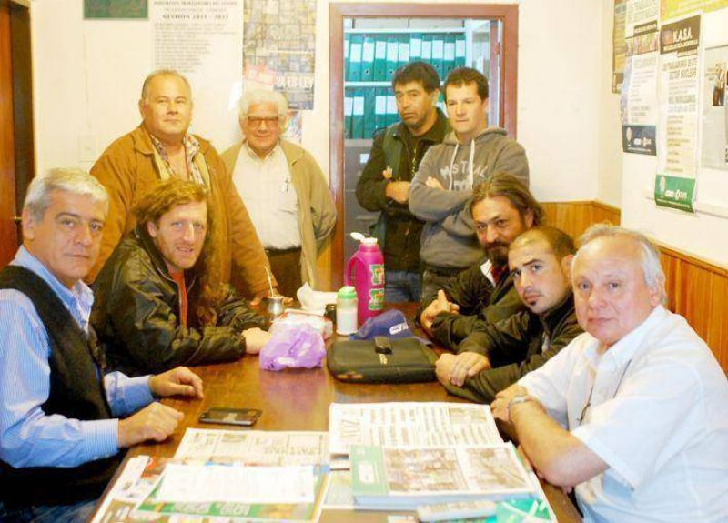 CONFERENCIA DE PRENSA EN ATEPOR LAS DOS MUERTES EN ATUCHA
