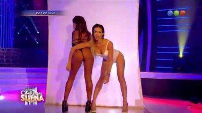 Florencia Peña y Rocío Guirao Díaz calentaron la pantalla