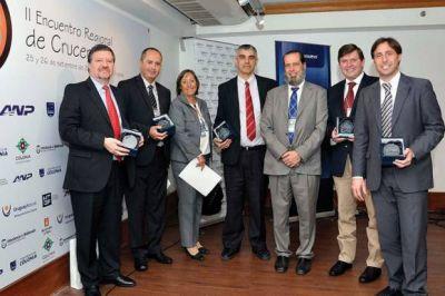 La Administración Portuaria de Madryn expuso en Uruguay en pos de incrementar el mercado de cruceros