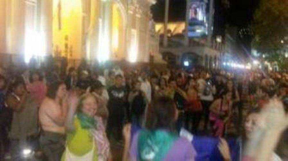 Tensión en la Catedral