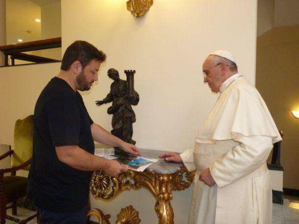 La Virgen de Luján asoma en el Vaticano