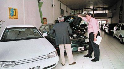 La venta de autos usados cay� 7,5% en septiembre